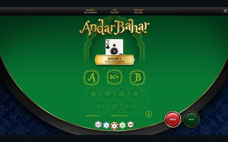 andar bahar card game tricks