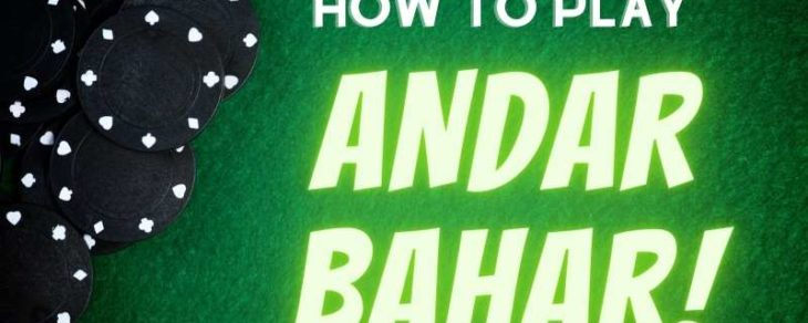 how to play andar bahar casino game