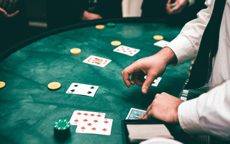 rules of online baccarat