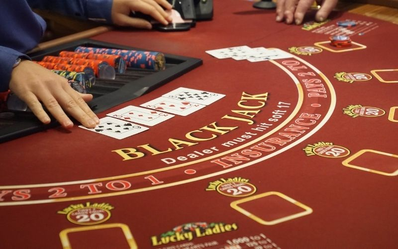 reverse martingale strategy for blackjack