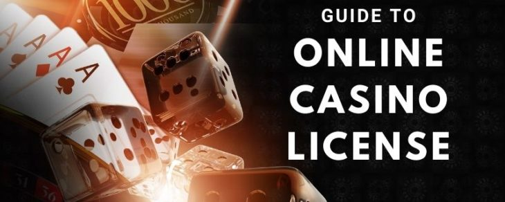 what is online casino license